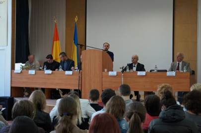 "Conference ""Optimism and pessimism: the ambivalence of the Ukrainian society in the spiritual and material dimensions"""
