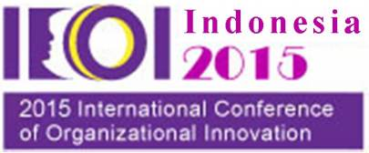 APE JOURNAL AT ICOI 2015 CONFERENCE – JAVA, INDONESIA